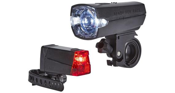 RFR Tour 12 Beleuchtungsset LED matt black